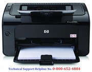 0-800-652-4884 Online Helpline Number for HP Printer Support